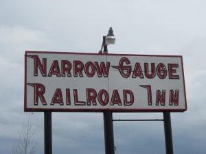 Narrow Gauge Railroad Inn