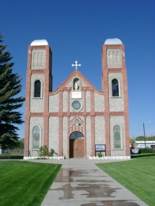Our lady of Guadalupe - Oldest Church in Colorado